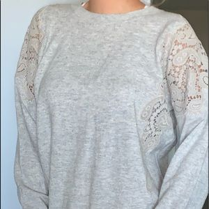 NWT Ted Baker wool blend sweater